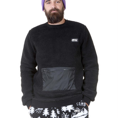 PICTURE ORGANIC CLOTHING - STELLER CREW - MSW269