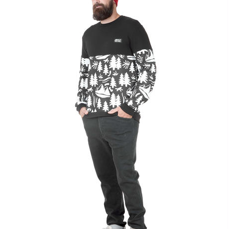 PICTURE ORGANIC CLOTHING - MOLSON CREW - MSW288