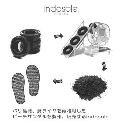 indosole サンダル/SLIDE