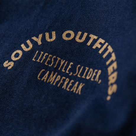 SOUYU OUTFITTERS. YOUR LIFESTYLE BASIC CREW L/S TEE/s21-so-05