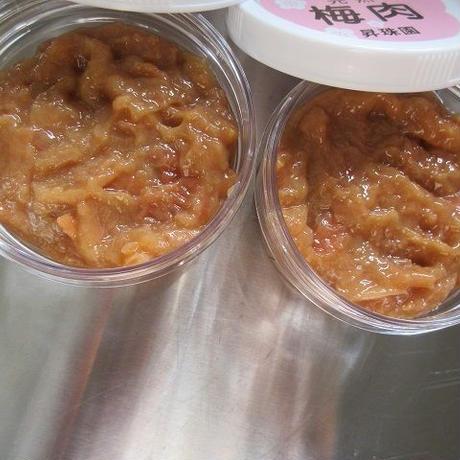 完熟梅肉180g入り×3個セット