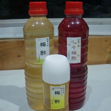 十郎梅の梅酢バラエティーセット