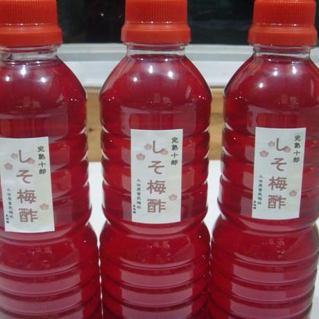 十郎梅しそ梅酢500ml×2