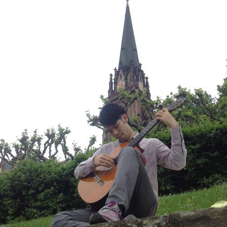 秋田勇魚 Isana Akita guitar Solo 横浜なんでも音楽祭2020秋  10.28(水)19:00