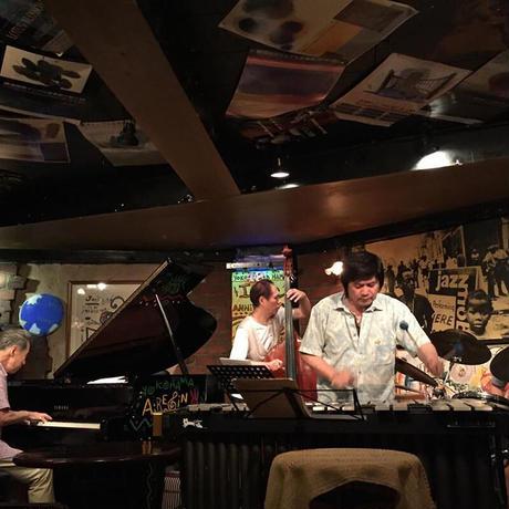 市川秀男 piano trio +1 2021.4.1  18:00