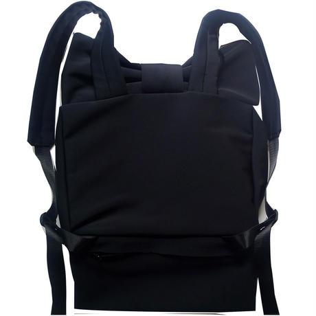 umejapon OBI 2 smooth nylon black ウメジャポン オビツースムースナイロンブラック
