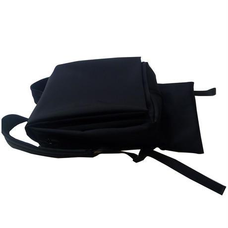 umejapon OBI 1 smooth nylon black ウメジャポンオビワンスムースナイロンブラック