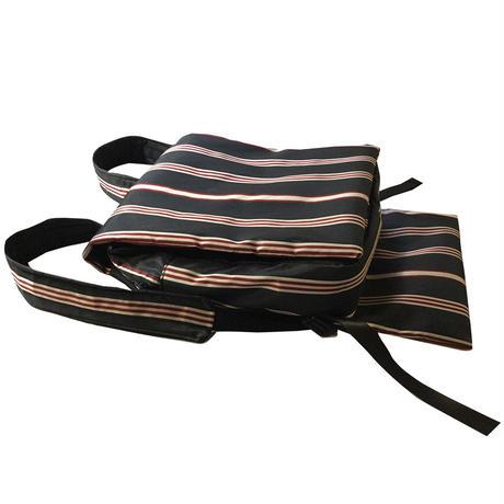 umejapon OBI 1 stripe nylon ウメジャポンオビワンストライプ織ナイロン