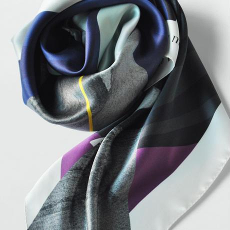 〈スカーフ〉 Avril -Fiançailles 四月 婚約
