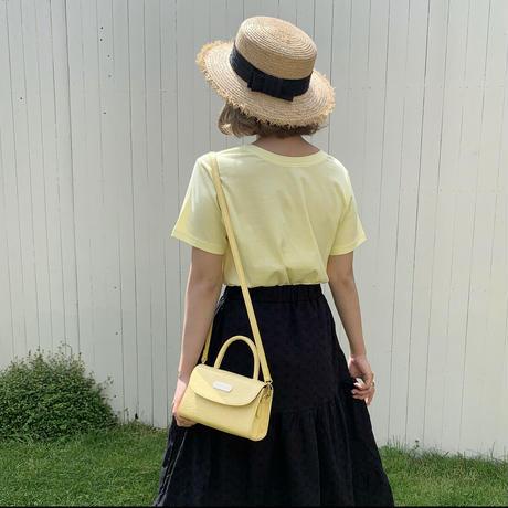 retro ribbon straw hat