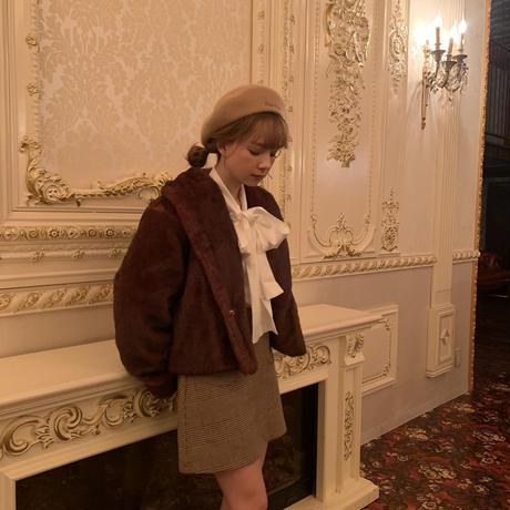 Treat fur coat(bear)