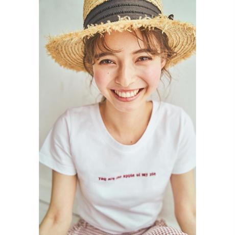 apple pie T-shirts(white)