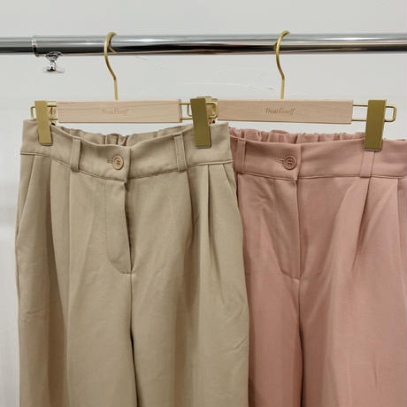 simple slacks pants