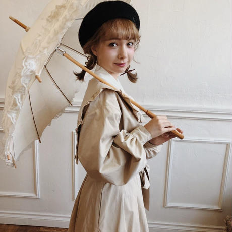 Treat sailor trench coat
