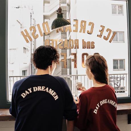 Daydreamer boa sweat(Bordeaux)