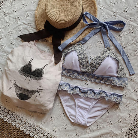 lingerie cotton lace bikini