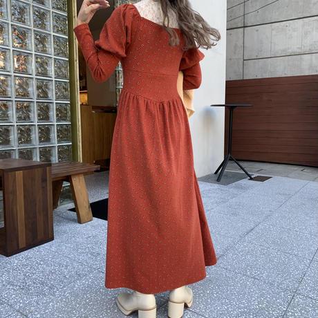 70s princess like one-piece