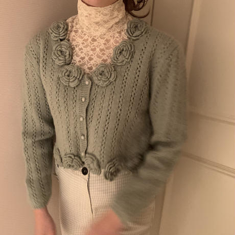 lace turtle neck inner