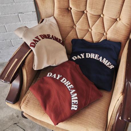 Daydreamer boa sweat(navy)