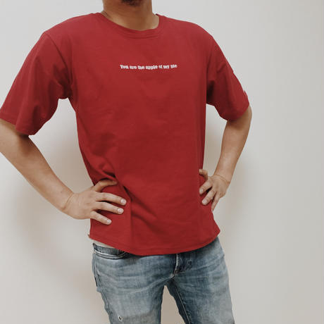 apple pie T-shirts(men's)