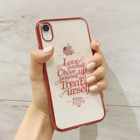 Treat ürself iPhone case
