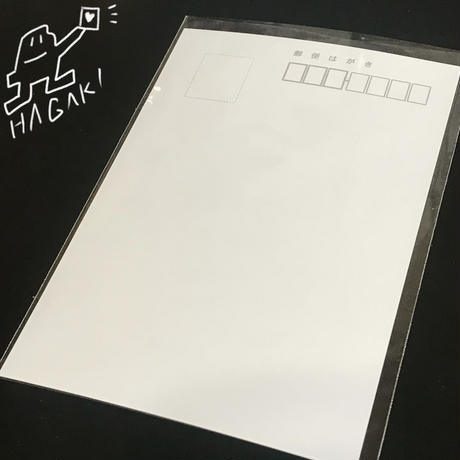 DOKIDOKIDOKKN POST CARD (HA-GA-KI!) - D