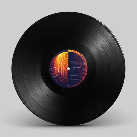RECORD : Luminous Flow -  vinyl edition