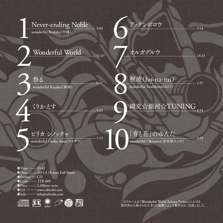 DIGITAL ALBUM : Wonderful World - Digital Remastered