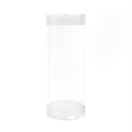 """2インチアクリル耐圧容器(長さ150mm) − Cast Acrylic Plastic - 150 mm (5.9"""") - 250 m"""