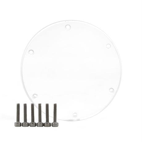 2インチアクリルエンドキャップ − End Cap - Acrylic - Blank - 600m