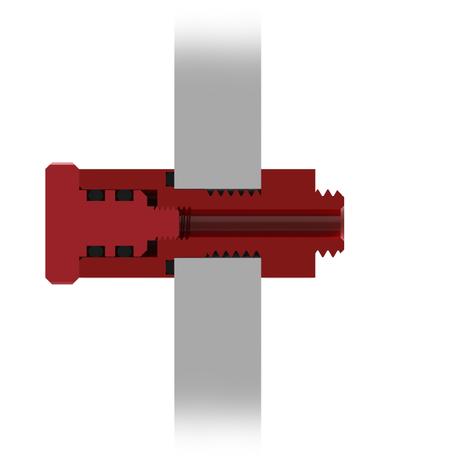 ペネトレーター付きベントプラグ − Enclosure Vent and Plug