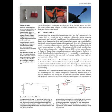 水中ロボットの教科書(Underwater Robotics: Science, Design & Fabrication)