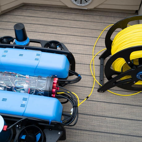ROV Locator Bundle Mark II 300 meter depth, with serial-to-USB conversion cable