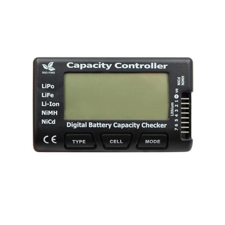 バッテリーセルチェッカー - Battery Cell Checker