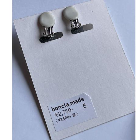 boncla.made 四角&stick イヤリング