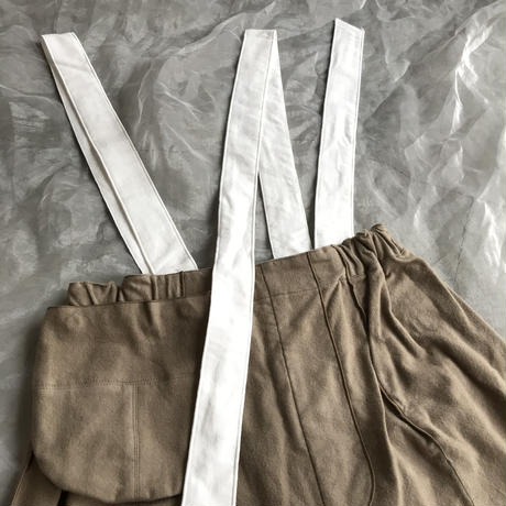 folk made suspenders pants レディースsize