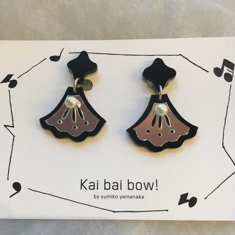 kai  bai  bow!  スカートピアス