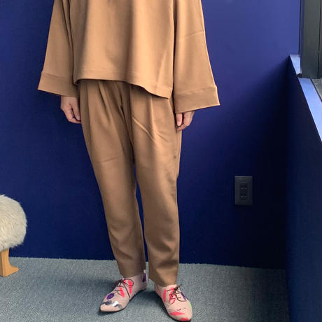 eLfin Folk kersey steretch pants レディースS size