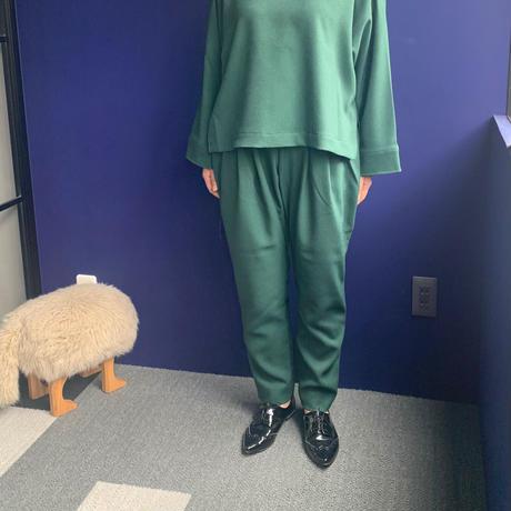 eLfin Folk kersey stretch pants レディースM size