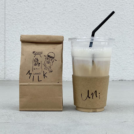 uni coffee beans【MILK】100g