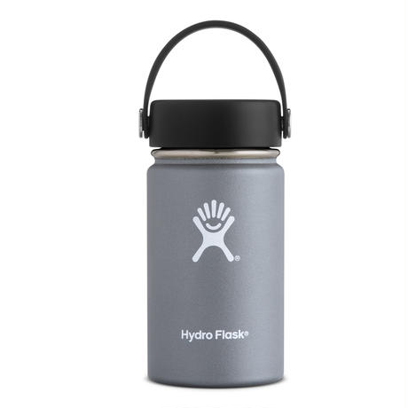 Hydro Flask/12 oz wide mouth(graphite)