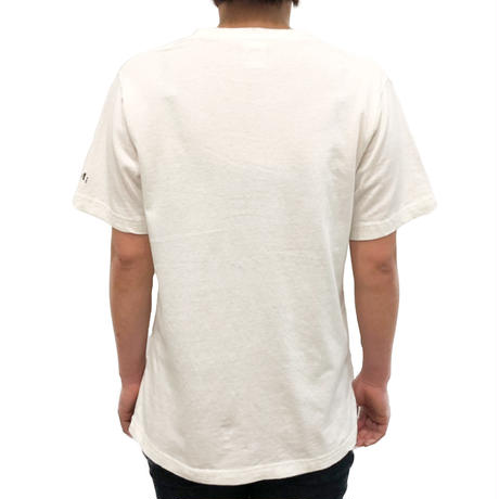uni/pocket T-shirt(white)
