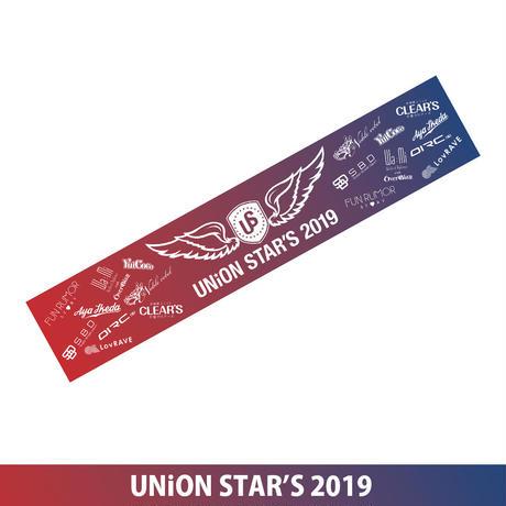 【在庫限り!】UNION STAR'S2019 限定タオル