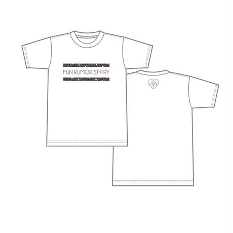 FUN RUMOR STORY Tシャツ Black Bar ver.