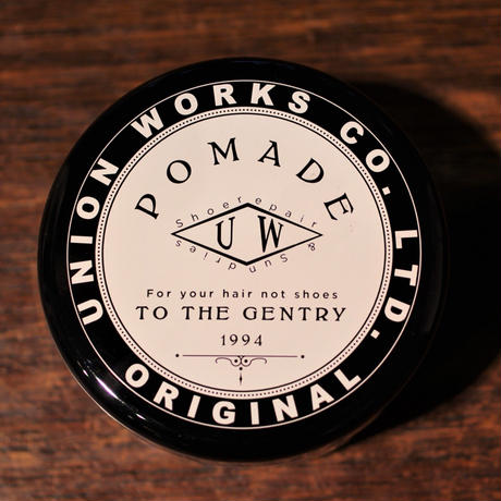 UNION WORKS Original / POMADE