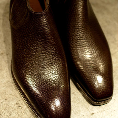 GAZIANO & GIRLING / Montand / Last TG73 / Brown English Grain