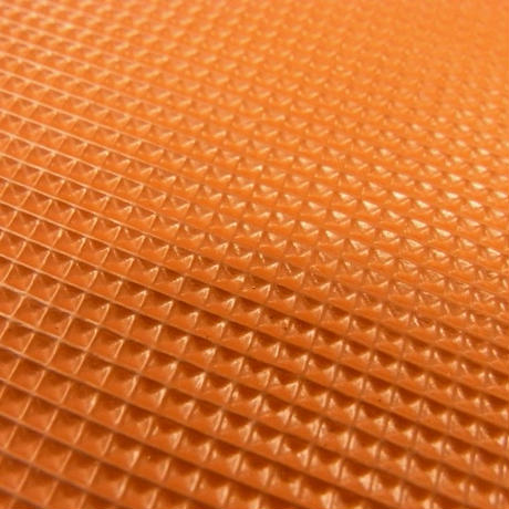 Rubber All Soles  Brick Colour Sponge