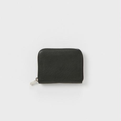 square zip purse    black
