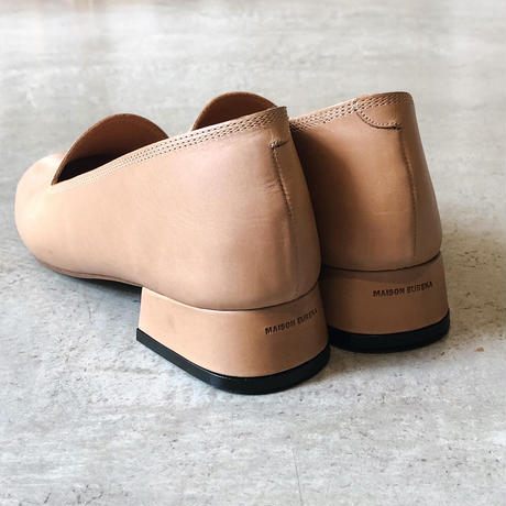 LOAFER SLIPPER  /natural