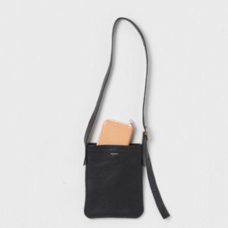 Hender Scheme one side belt bag small